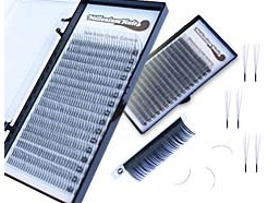 xD-Volumentechnik / Y & W-Lashes