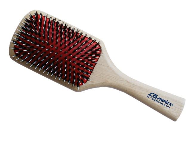 Paddle Langhaar - Pneumatik - Extensions Haarbürste - Haarverlängerung