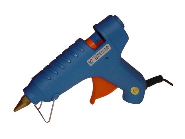 Große Hot Gun - Klebepistole für Extensions - Haarverlängerung