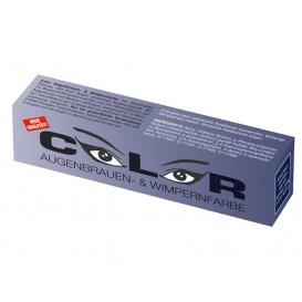 Color Wimpernfarbe - Augenbrauenfarbe - Blauschwarz (15 ml) - Wimpernverlängerung