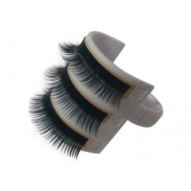 MilleniumHair Wimpernhalter-Ring - Wimpernring - U-Band Holder - Wimpernverlängerung