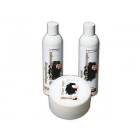 MilleniumHair Extensions Pflege-Trio (700 ml) - Haarverlängerung
