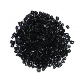 25 g MilleniumHair Bondergranulat - Gluegrain - Schwarz - Haarverlängerung