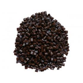 25 g MilleniumHair Bondergranulat - Gluegrain - Braun - Haarverlängerung
