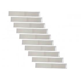 10 MilleniumHair Tapestreifen - Stripes - für Tape Extensions - Haarverlängerung
