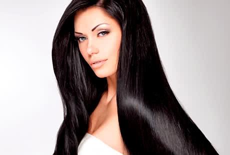MilleniumHair - Glattes Haar